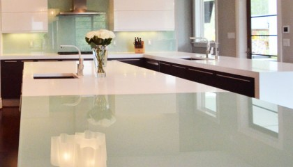 Caesarstone Kitchen Countertop