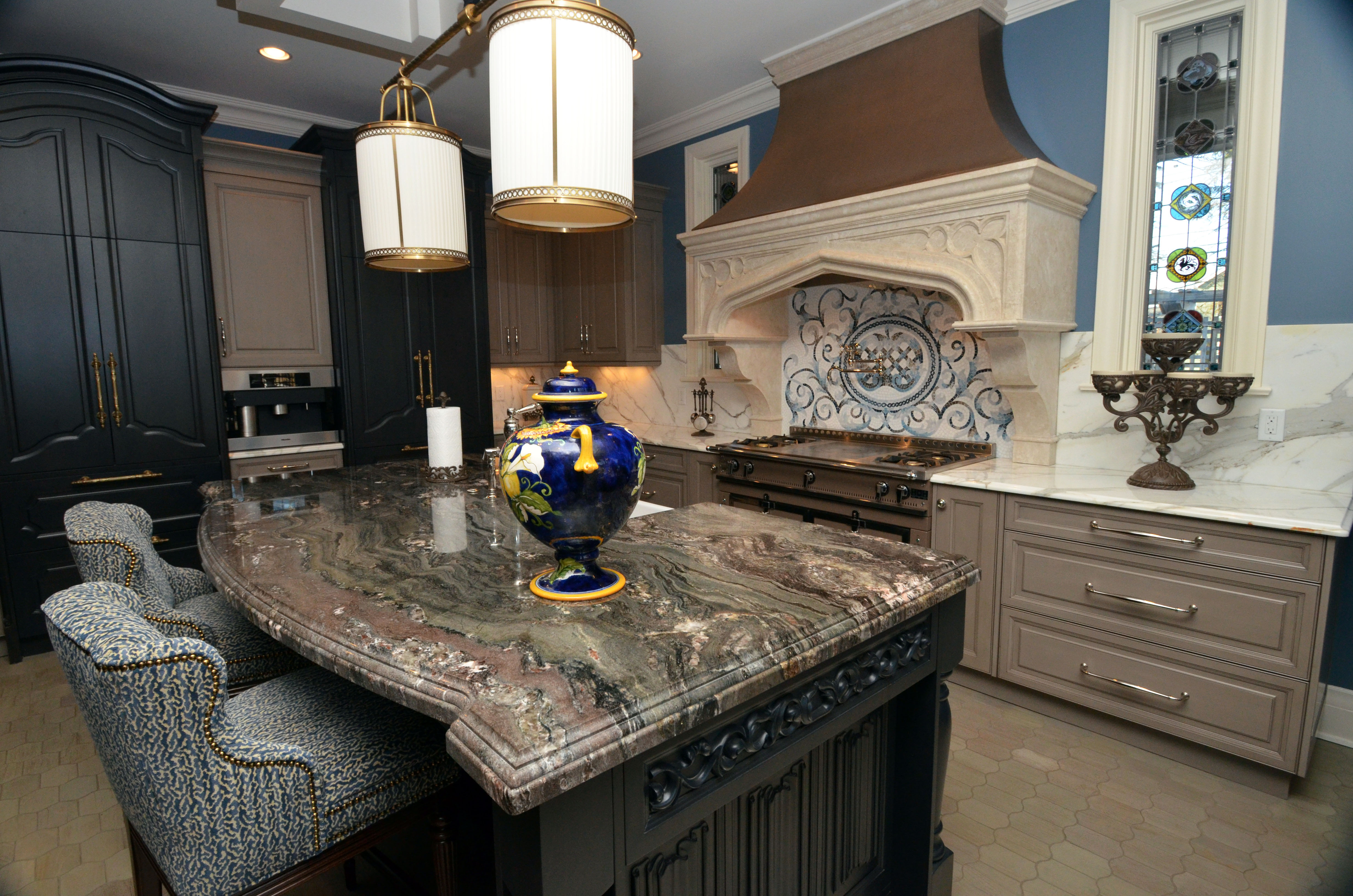 Countertop Edges-What is the best fit? - Italian Marble & Granite