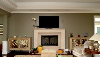 Fireplace Surround & Hearth